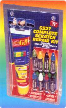 As Seen On Tv Products Gs27 Scratch Remover Kit