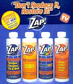 As Seen On Tv Products Zap Cleaning Kit