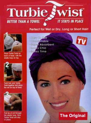 as seen on tv hair styling products turbie twist hair wrap as seen on tv products 3846